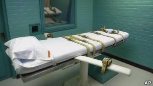 ایالت تگزاس بیشترین تعداد اعدام در آمریکا را دارد
