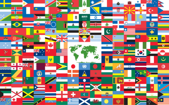 World-flag