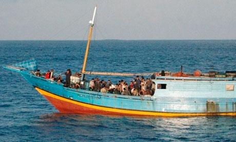 Asylum boat 2