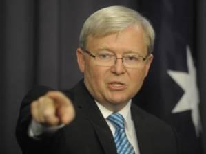 کوین راد نخست وزیر جدید استرالیا