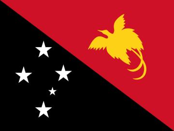 پرچم پایوآ گینه نو