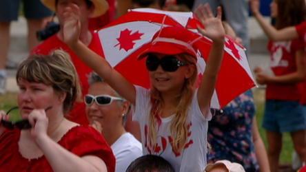 مردم کانادا
