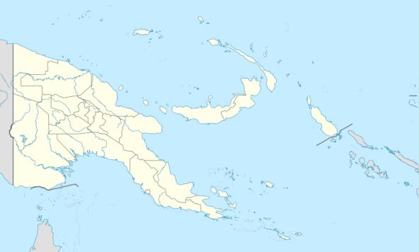 تقسیمات سیاسی پایوآ گینه نو