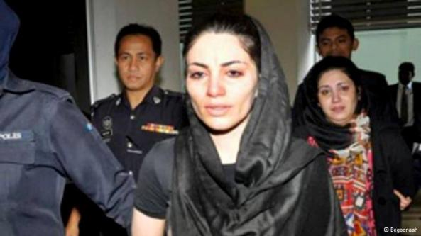 مالزی مواد مخدر ایرانیان مالیزی زندان