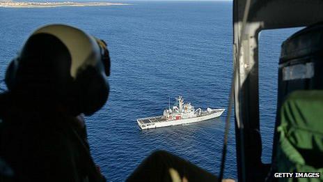 ماریو مائورو، وزیر دفاع ایتالیا گفته کشورش می خواهد حضور خود در جنوب مدیترانه را سه برابر کند.