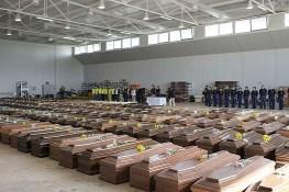 بیش از ۳۰۰ نفر قربانی فاجعهی غرق کشتی در نزدیکی لَمپِدوسا شدند Foto: Roberto Salmone/TT