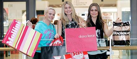 shopping خرید کردن