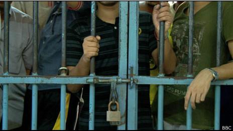بازداشتگاه پناهندگی-پناهجویان-detention center