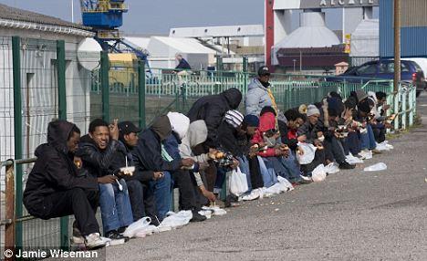 asylum seekers europe
