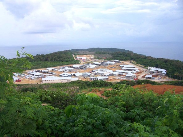 christmas island detention center