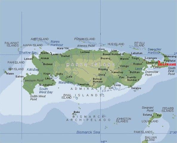 جزیره مانوس