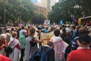 March in Australia