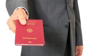 grman passport