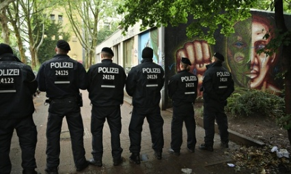 Asylum seekers berlin germany