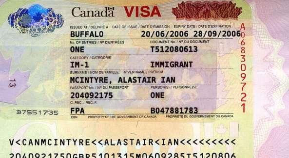 Canada-Visa